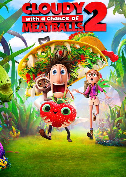 Is Cloudy with a Chance of Meatballs available to watch on UK