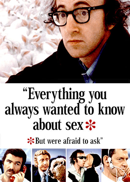 Everything You Always Wanted to Know About Sex But Were Afraid to Ask