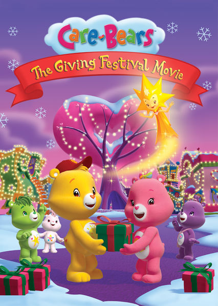 Care Bears: The Giving Festival on Netflix UK