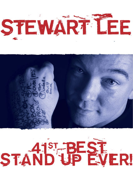 Stewart Lee: 41st Best Stand Up Ever