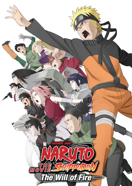 Naruto Shippûden the Movie: The Will of Fire