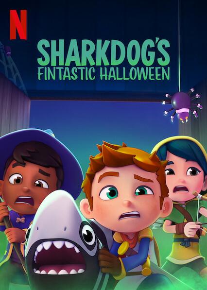 Sharkdog's Fintastic Halloween on Netflix USA